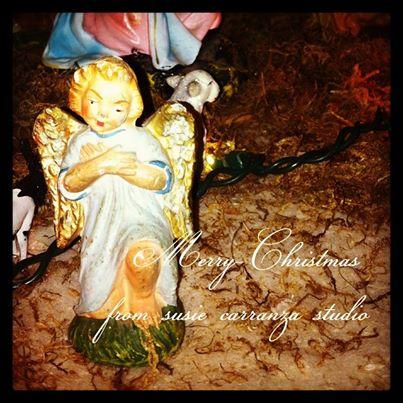 Happy Holidays Susie Carranza Studio