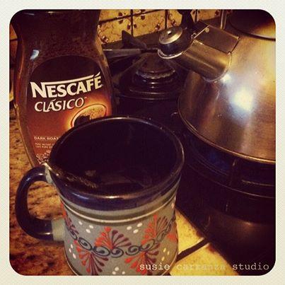 morning coffee 2.25.14