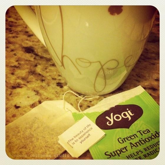 Yogi tea wisdom