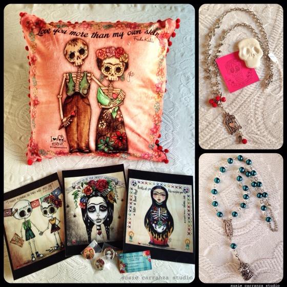shopped! Items from Jazzy Jazz, Inspira, and Arte de mi Familia...