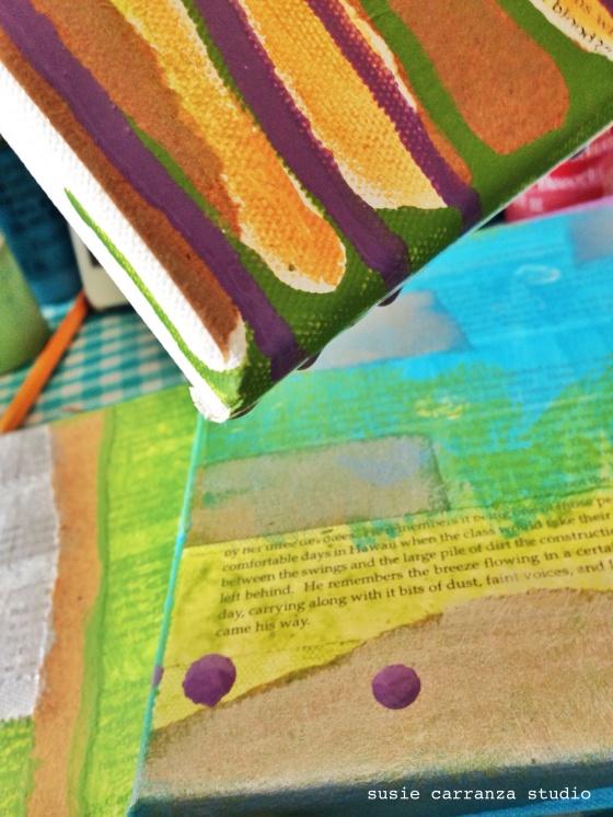 paint drops - susie carranza studio