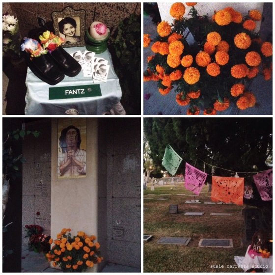 Beautiful images from San Gabriel Mission for Dia de Los Muertos 2015 - susie carranza studio
