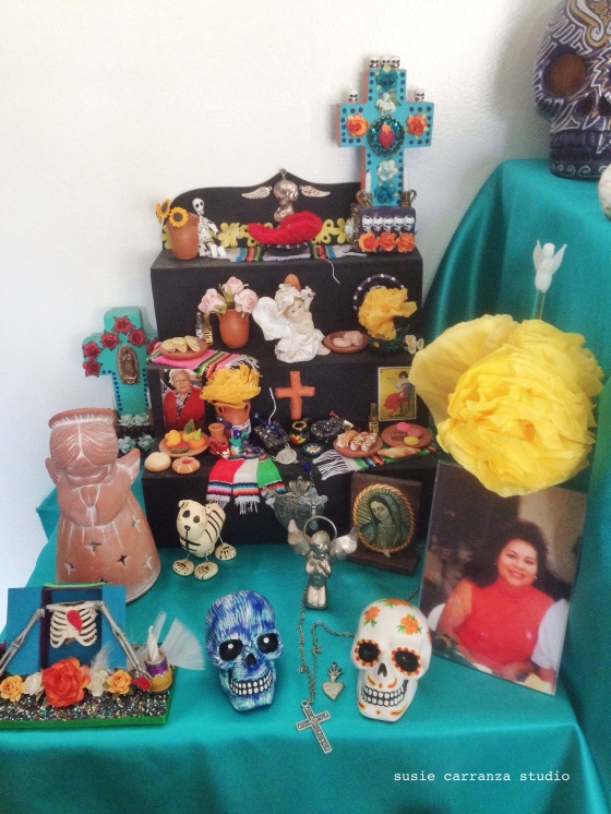 Our altar, 2015 - susie carranza studio