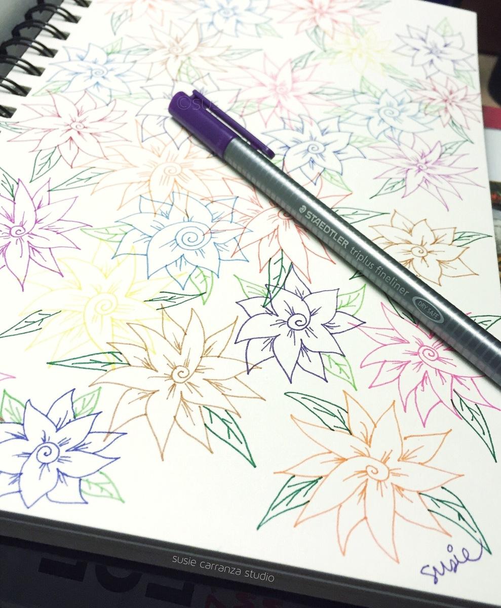 Love my new Staedtler pens!