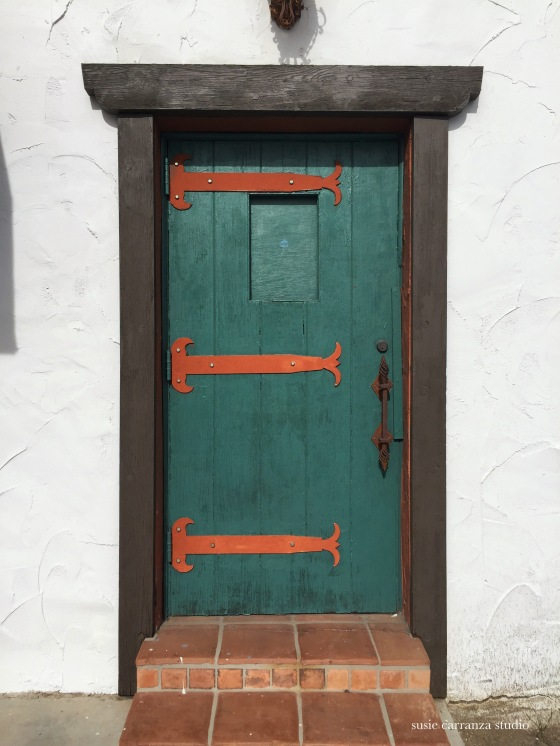 Beautiful door spotted in Palm Springs - susie carranza studio