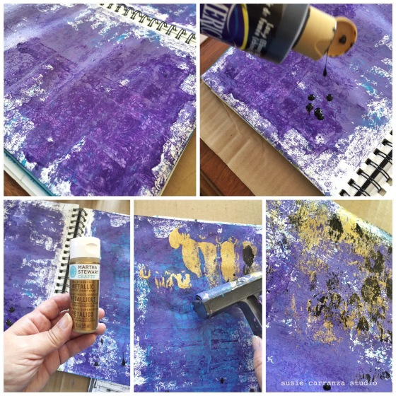 purple pages... - susie carranza studio