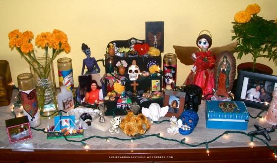 Dia de Los Muertos 2012 - susie carranza studio